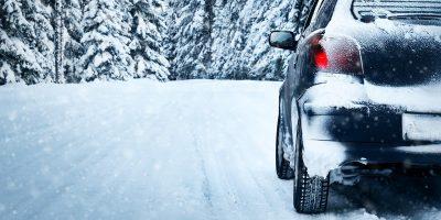 pornirea masinii pe timp de iarna